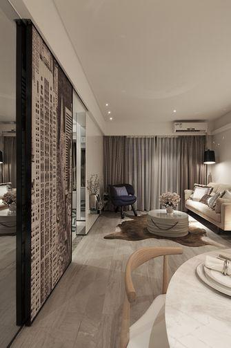 90平米三室一厅宜家风格客厅效果图