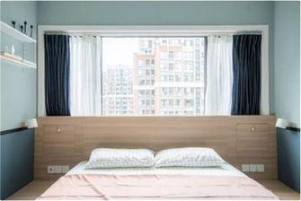 70平米三现代简约风格卧室装修图片大全