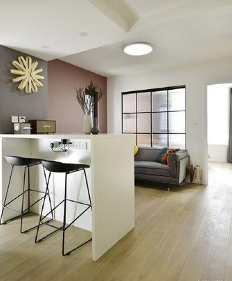 50平米一居室欧式风格餐厅装修图片大全