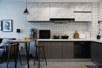 30平米以下超小户型现代简约风格厨房设计图