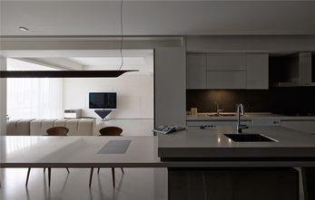 90平米一室一厅现代简约风格餐厅装修案例