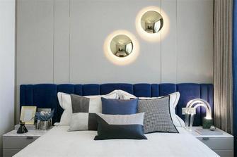 140平米地中海风格卧室欣赏图