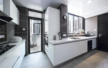 120平米公寓中式风格厨房装修效果图