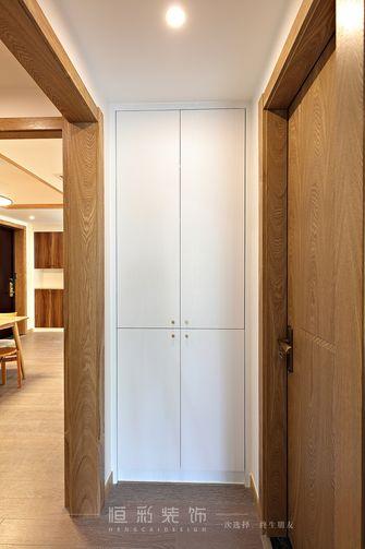 富裕型80平米三室两厅中式风格储藏室装修图片大全