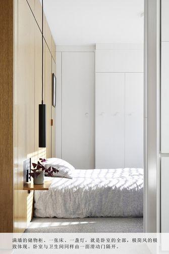 30平米超小户型日式风格卧室设计图