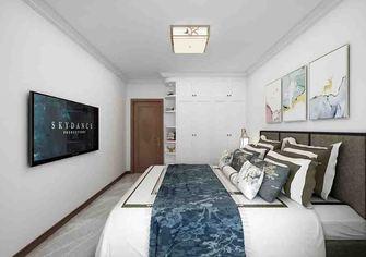 100平米中式风格卧室装修图片大全