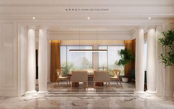 140平米别墅美式风格玄关设计图