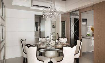 100平米新古典风格餐厅装修案例