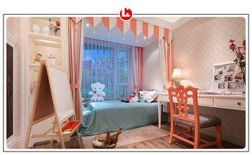 富裕型100平米三美式风格儿童房设计图