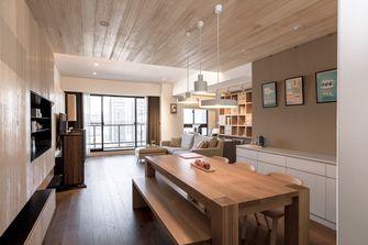 100平米三室两厅日式风格厨房图