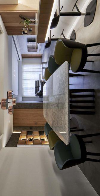 90平米三室两厅其他风格餐厅装修效果图