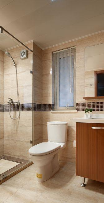 140平米三室两厅混搭风格卫生间效果图