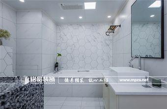 140平米复式新古典风格卫生间装修案例