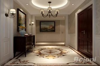 140平米四室两厅欧式风格玄关设计图