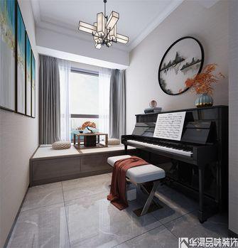 豪华型140平米四中式风格书房图