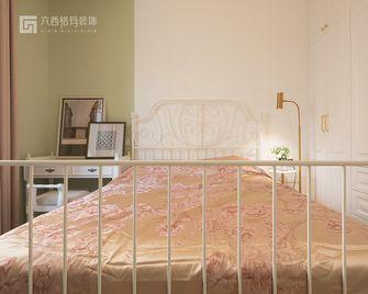 110平米三室两厅北欧风格儿童房图
