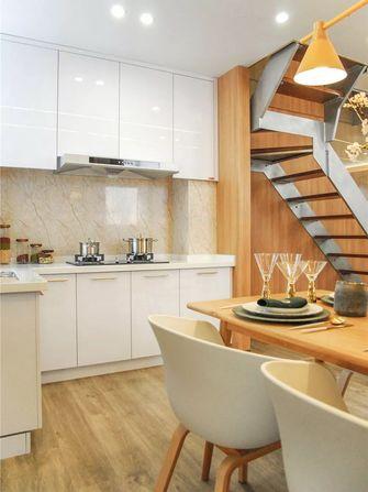 60平米日式风格楼梯间装修案例