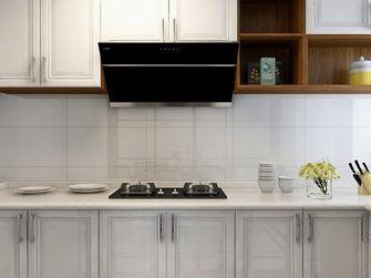 140平米三室一厅中式风格厨房效果图
