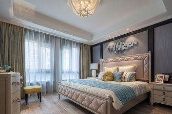140平米三室一厅美式风格卧室效果图