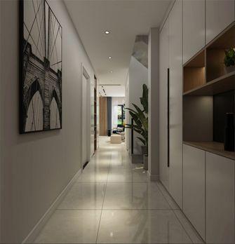 130平米四室两厅现代简约风格走廊装修图片大全
