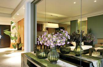 富裕型120平米三室两厅东南亚风格玄关图片大全