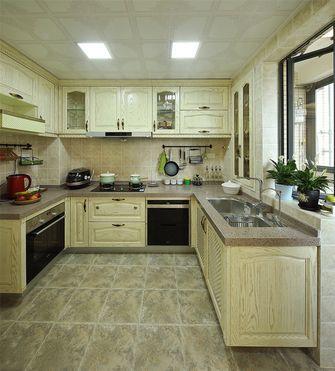 140平米三室四厅现代简约风格厨房装修效果图