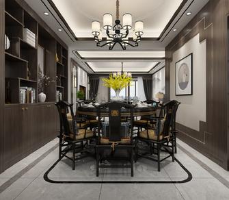 90平米三中式风格餐厅图片大全