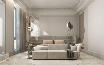 140平米四室两厅法式风格卧室图片