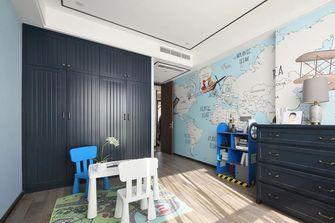 140平米四美式风格儿童房装修案例