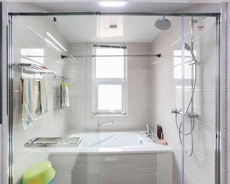 60平米一室一厅中式风格卫生间装修案例