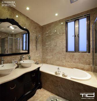 120平米别墅新古典风格卫生间图片大全