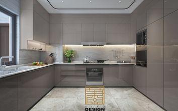 豪华型140平米三现代简约风格厨房装修图片大全