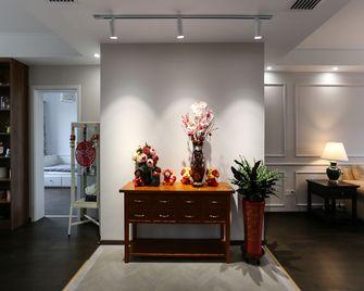 60平米一室一厅中式风格走廊图