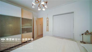 60平米复式北欧风格卧室效果图