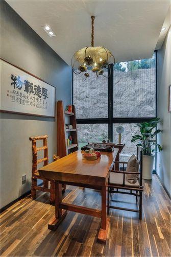 140平米三室三厅中式风格书房装修图片大全