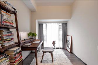 100平米三室三厅宜家风格书房效果图