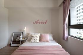 現代簡約風格臥室圖