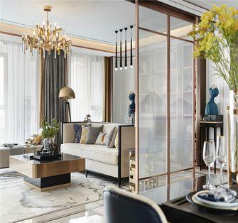 140平米三新古典风格客厅设计图