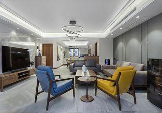 140平米三室两厅宜家风格客厅图片大全
