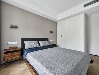 140平米复式北欧风格卧室图片大全
