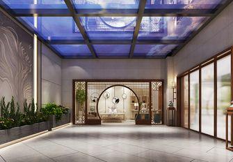 140平米一室一厅中式风格客厅欣赏图