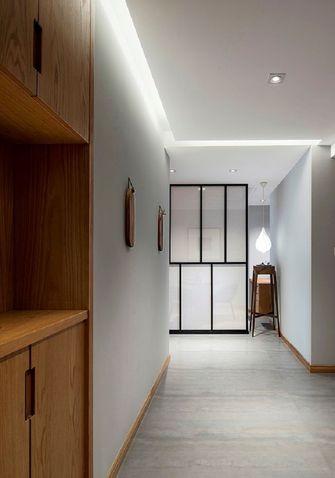 120平米三室两厅中式风格走廊图片大全