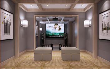 140平米四混搭风格影音室装修效果图