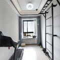 140平米四室两厅混搭风格健身室欣赏图
