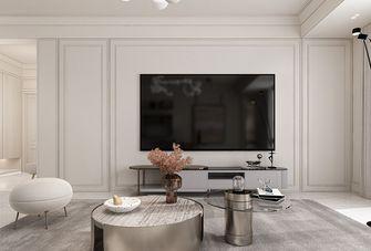 140平米四室两厅法式风格客厅图片大全
