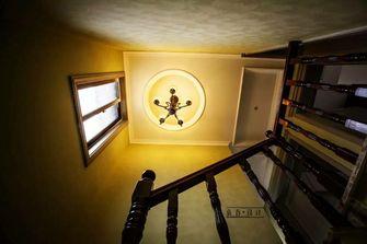 10-15万140平米复式美式风格楼梯装修案例