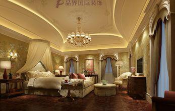 140平米别墅法式风格卧室设计图