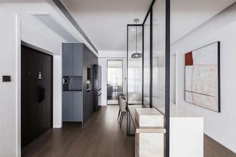 130平米现代简约风格玄关设计图