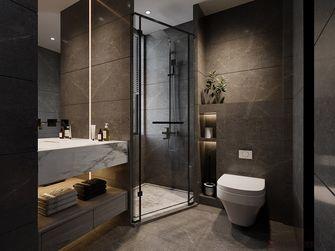 140平米四现代简约风格卫生间装修案例
