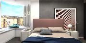 80平米一居室其他风格卧室图片